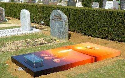 Hoe kun je een grafsteen uitkiezen voor na de begrafenis