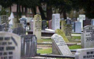 Denk tijdig aan uw grafrechten